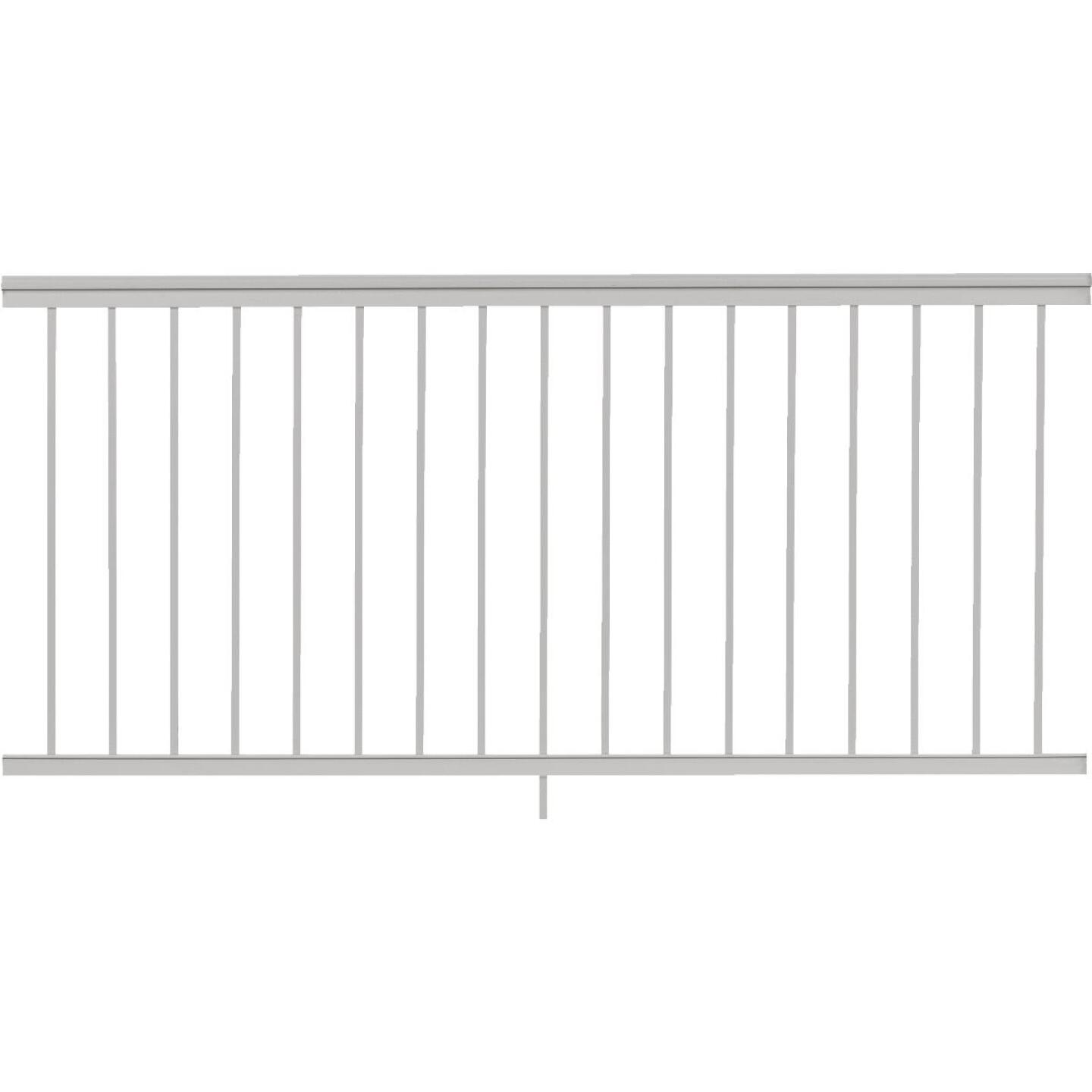 Gilpin Summit 36 In. H. x 6 Ft. L. White Aluminum Railing Image 1