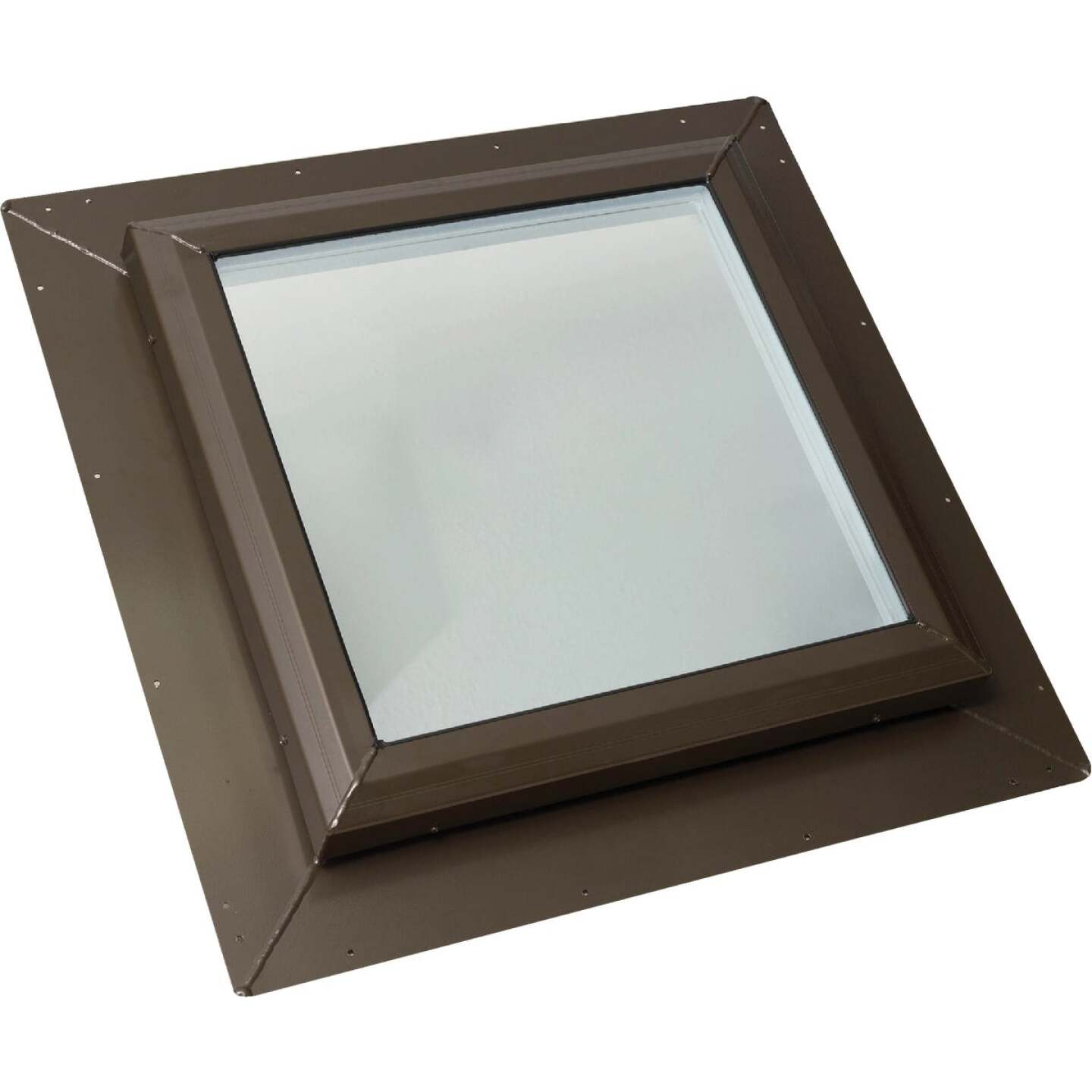 Kennedy Skylights 24 In. x 24 In. Bronze Self-Flashing Skylight Image 1