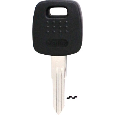 ILCO Nissan EZ Clone Nickel Plated Transponder Chip Key