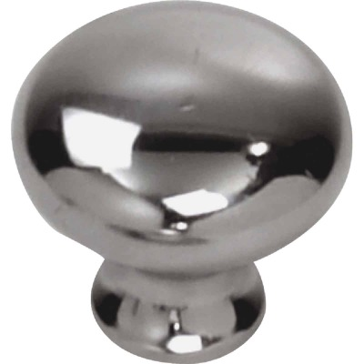 Laurey Polished Chrome 1-1/4 In. Cabinet Knob