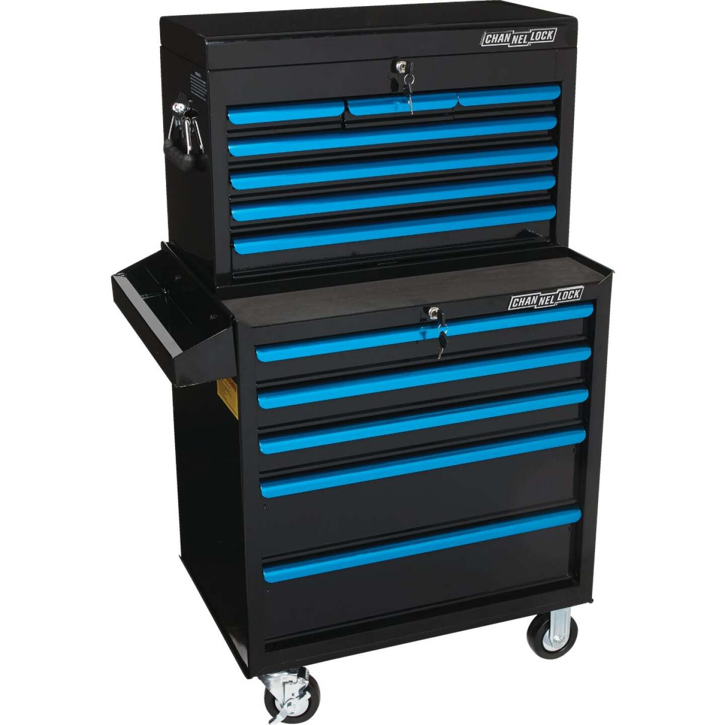 Channellock 26 In. 5-Drawer Tool Roller Cabinet Image 4