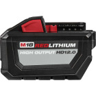 Milwaukee M18 REDLITHIUM 18 Volt Lithium-Ion 12.0 Ah High Output Tool Battery Image 1