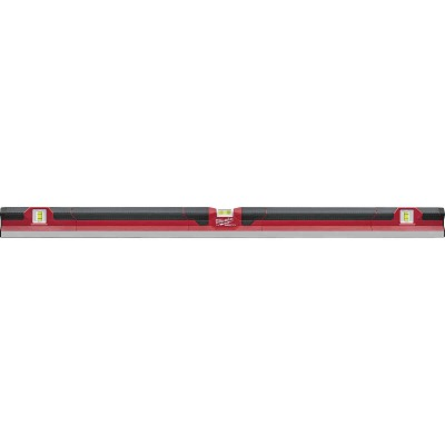 Milwaukee Redstick 48 In. Aluminum Concrete Screed Box Level