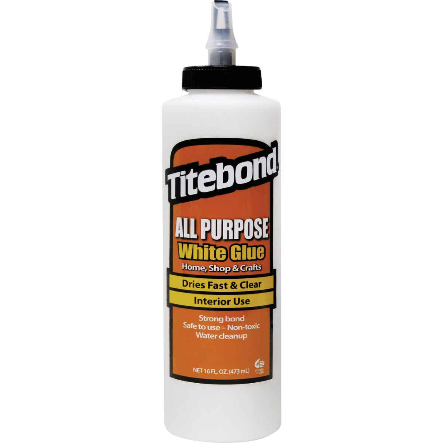 Titebond 16 Oz. White All-Purpose Glue Image 1