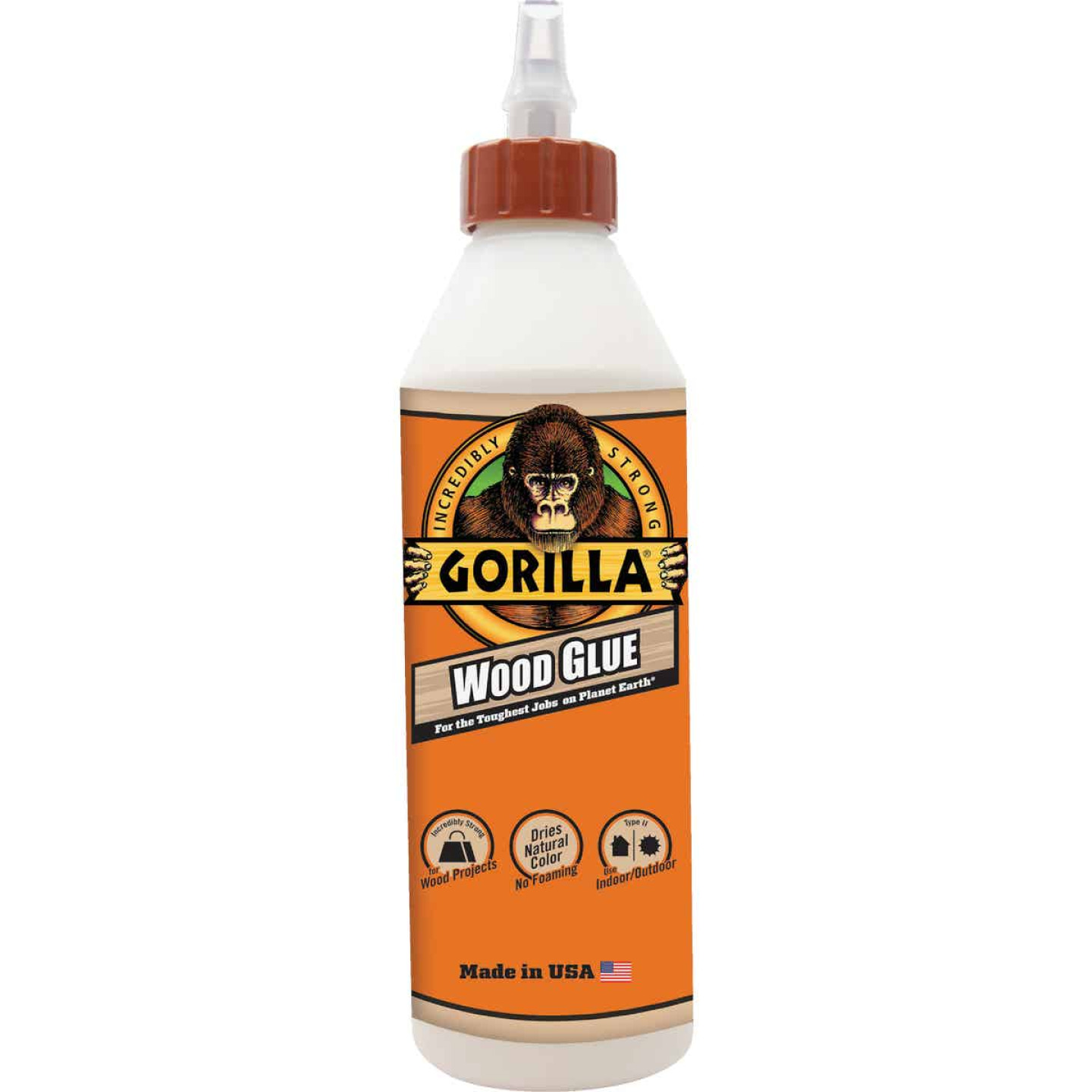 Gorilla 36 Oz. Wood Glue Image 1