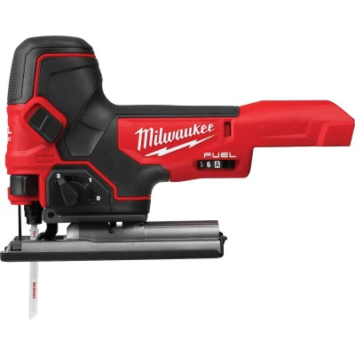 Milwaukee M18 FUEL 18 Volt Lithium-Ion Brushless Barrel Grip Cordless Jig Saw (Bare Tool)