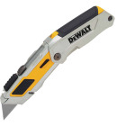 DeWalt Premium Folding Retractable Utility Knife Image 1