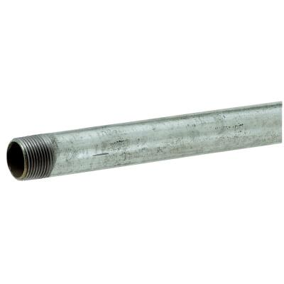 Southland 1 In. x 30 In. Carbon Steel Threaded Galvanized Pipe