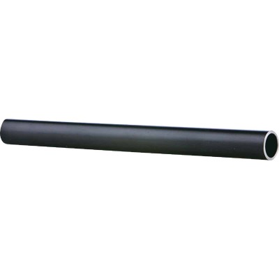 Southland 1-1/4 In. x 21 Ft. Carbon Steel Threaded and Coupled Black Pipe