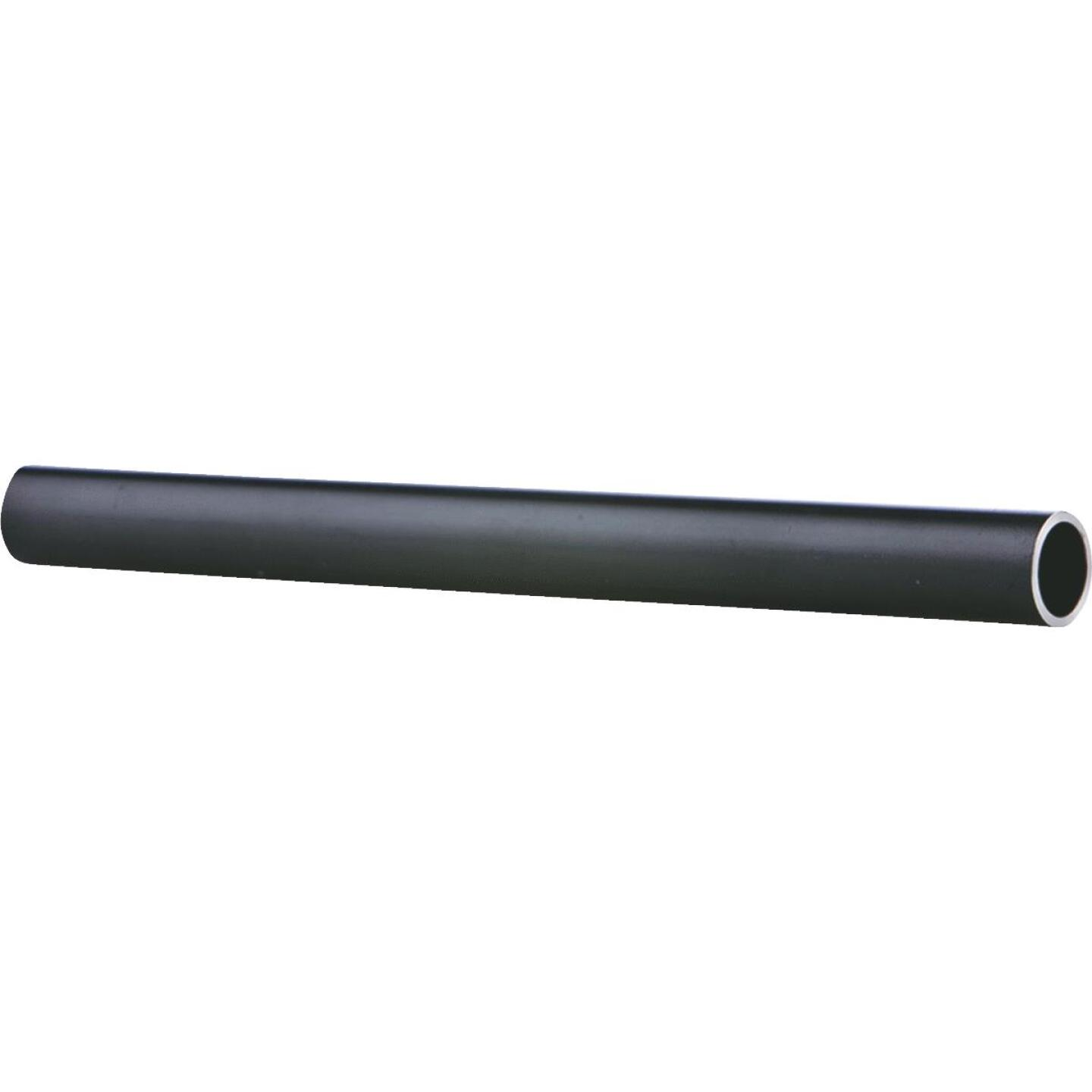 Southland 1-1/2 In. x 21 Ft. Carbon Steel Threaded and Coupled Black Pipe Image 1