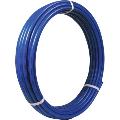 SharkBite 3/4 In. x 300 Ft. Blue PEX Pipe Type B Coil