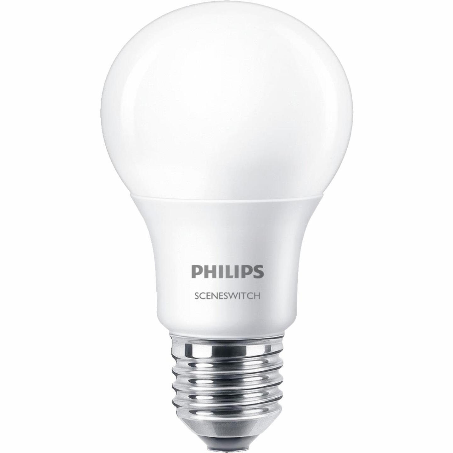 Philips 100W Equivalent Bright White T3 RSC Base LED Special Purpose Light Bulb Image 3