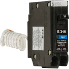 Eaton BR 20A Single-Pole Short Body AFCI/GFCI Breaker Image 1