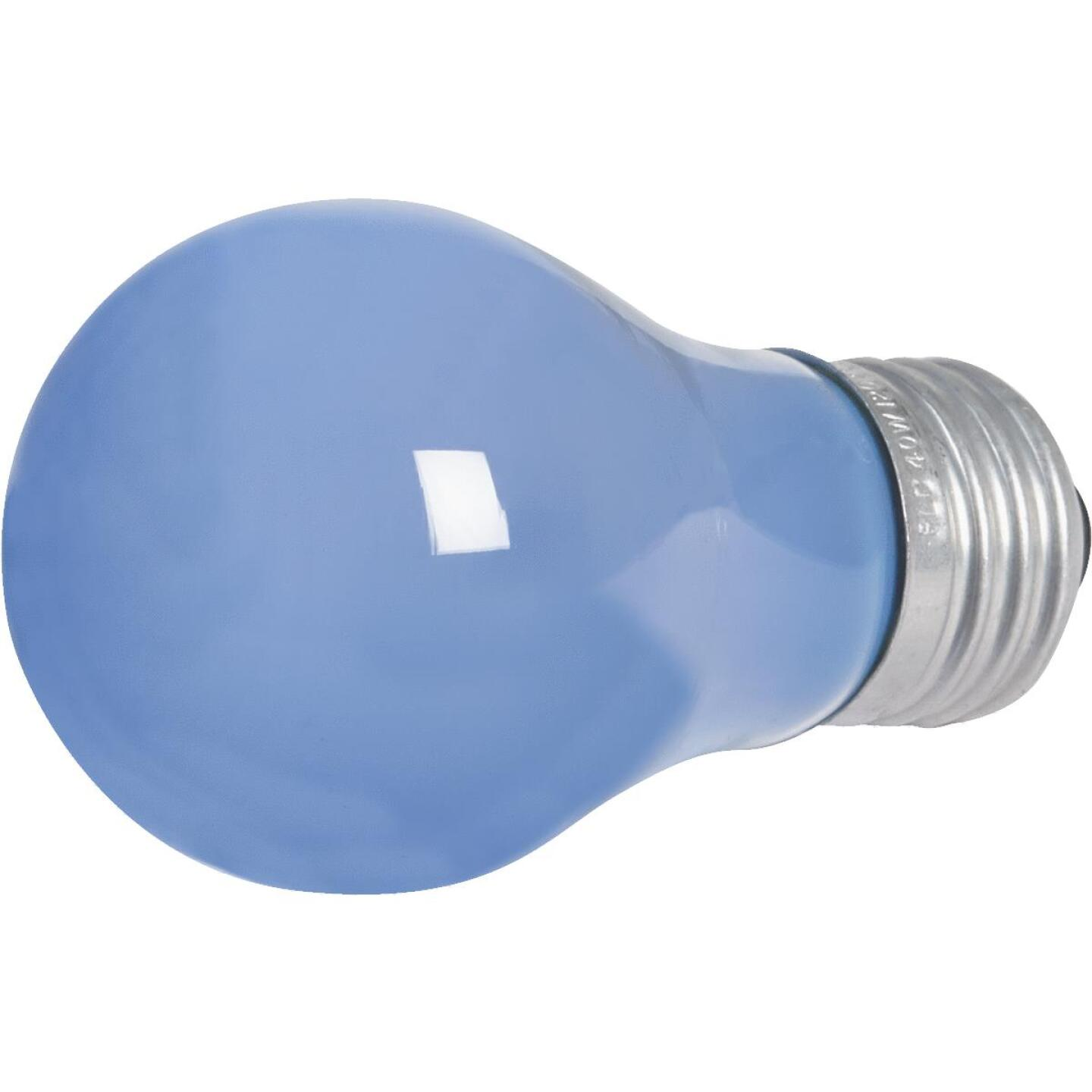 Philips Natural Light 40W Frosted Medium A15 Incandescent Ceiling Fan Light Bulb Image 1