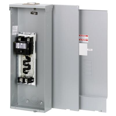 Eaton BR 200A 4-Space 8-Circuit Main Breaker Load Center