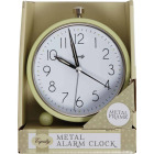 La Crosse Technology Equity Analog Quartz Battery Operated Alarm Clock Image 2