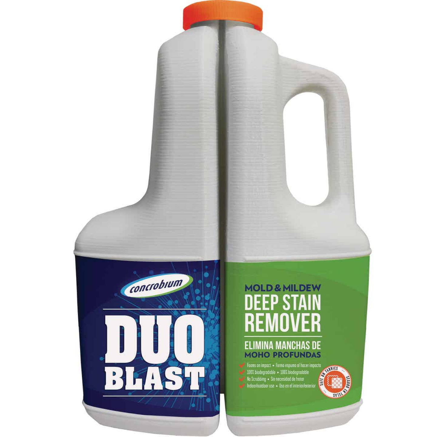 Concrobium 1 Gal. Duo Blast Mold & Mildew Deep Stain Remover Image 1