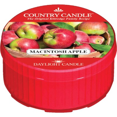 Kringle Candle Macintosh Apple Daylight Candle