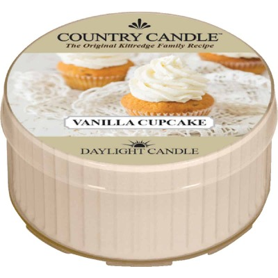 Kringle Candle Vanilla Cupcake Daylight Candle