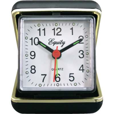 La Crosse Technology Equity Travel Alarm Clock