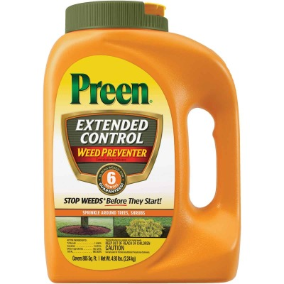 Preen Extended Control 4.93 Lb. Ready To Use Granules Weed Preventer