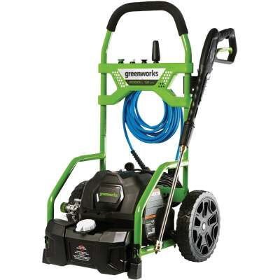 Greenworks 2000 psi 1.2 GPM Cold Water Pressure Washer
