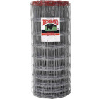 Keystone Red Brand Square Deal Knot 47 In. H. x 330 Ft. L. Galvanized Steel Field Fence Image 1