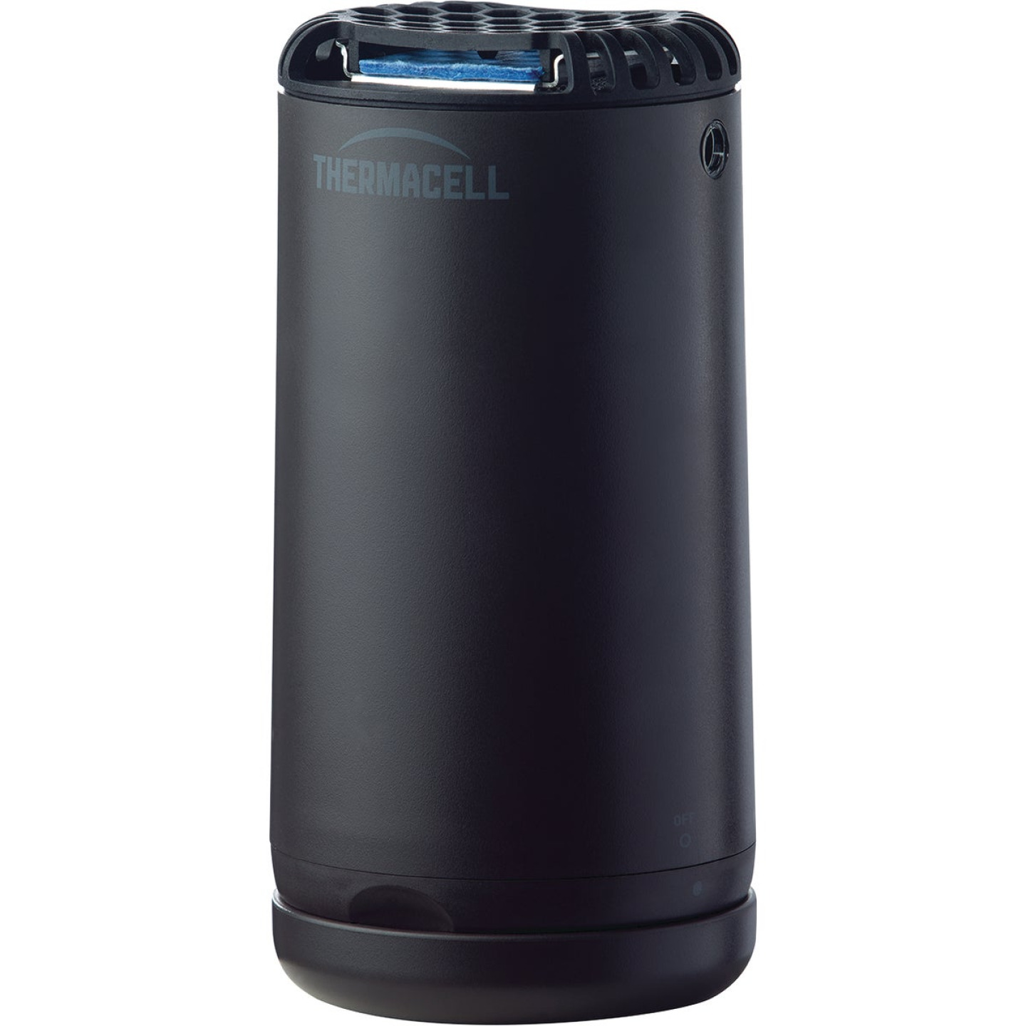 Thermacell Patio Shield 12 Hr. Graphite Black Mosquito Repeller Image 1