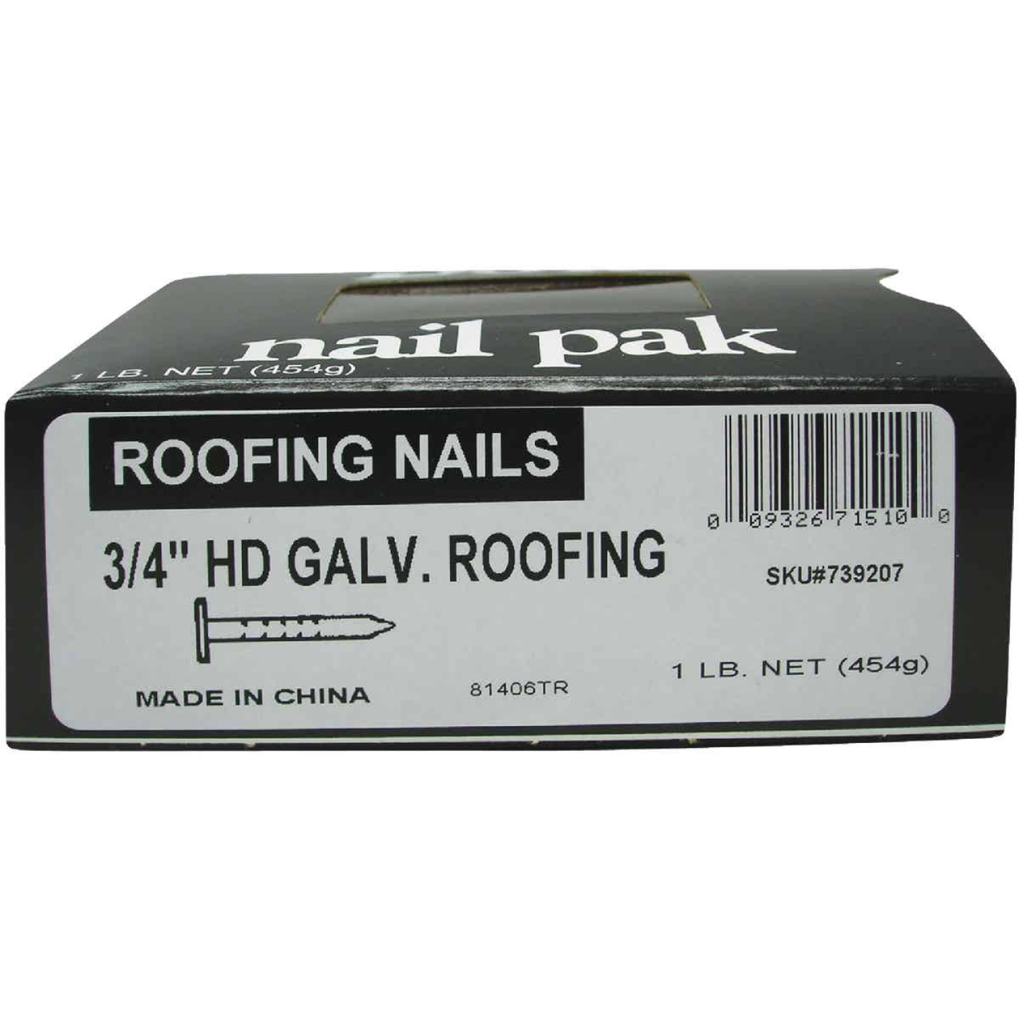 Do it 7/8 In. 11 ga Hot Galvanized Roofing Nails (280 Ct., 1 Lb.) Image 2