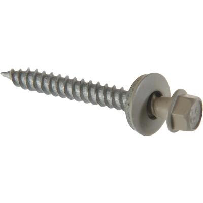 Do it #9 x 2 In. Hex Washered Hickory Moss Framing Screw (250 Ct.)