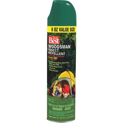 Do it Best Woodsman 8 Oz. Insect Repellent Aerosol Spray
