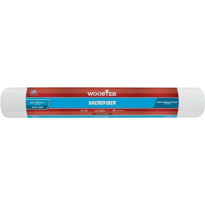 Wooster 18 In. x 3/8 In. Microfiber Roller Cover