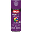 Krylon Colormaxx Gloss Spray Paint & Primer, Rich Plum Image 1