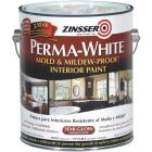 Zinsser Perma-White White-Tintable Semi-Gloss Gallon Mildew Paint Image 1