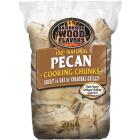 Barbeque Wood Flavors 432 Cu. In. Pecan Smoking Chunks Image 1