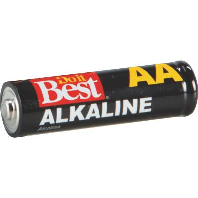 Do it Best AA Alkaline Battery (16-Pack)